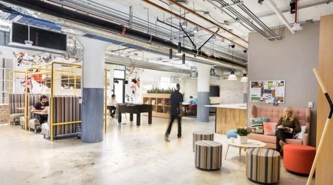Spaces - Fashion District